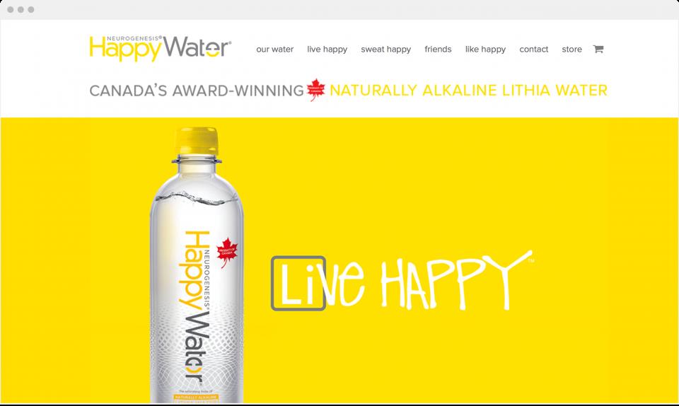 happywater